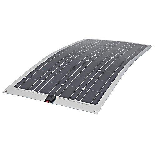 garten top kaufen 100w flexibles photovoltaik solarpanel 100 watt solarmodul. Black Bedroom Furniture Sets. Home Design Ideas