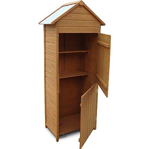 garten top kaufen rotfuchs ger teschuppen ger tehaus ger teschrank holz gts01. Black Bedroom Furniture Sets. Home Design Ideas